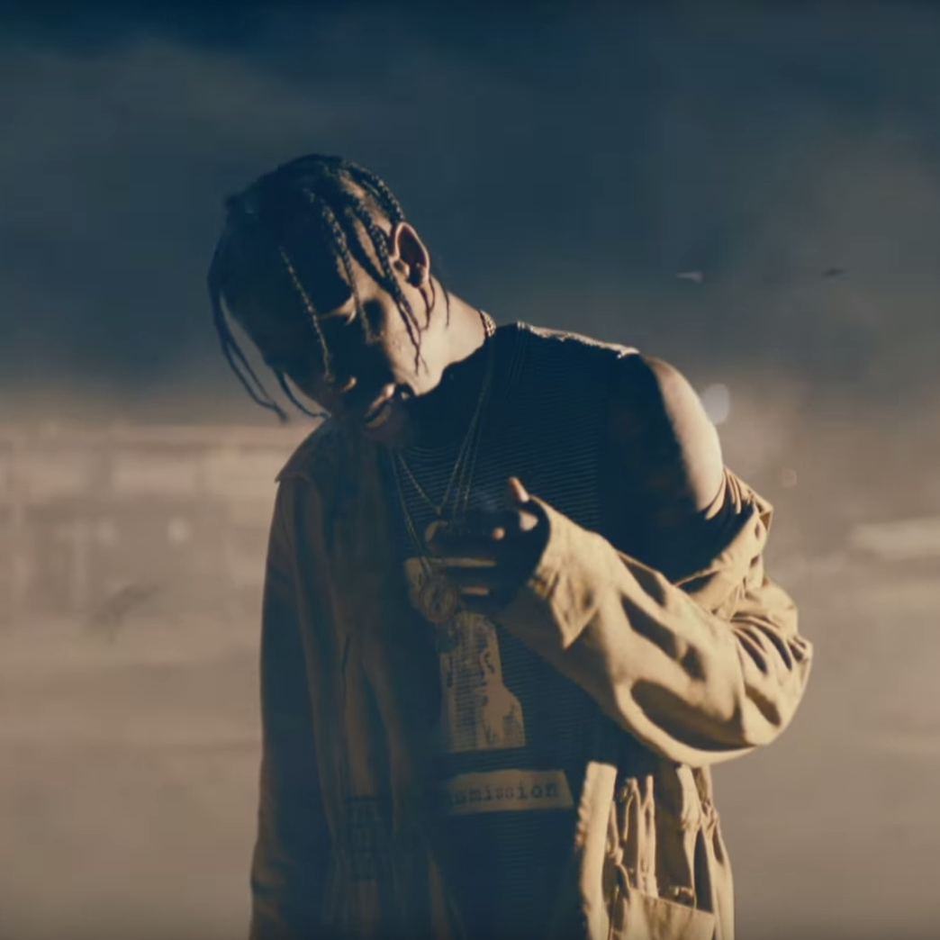 Top New Visual: Travis Scott – Antidote | Southern as Fuck TP91