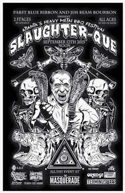 Slaughter-Que-x-Southern-As-Fuck-Poster