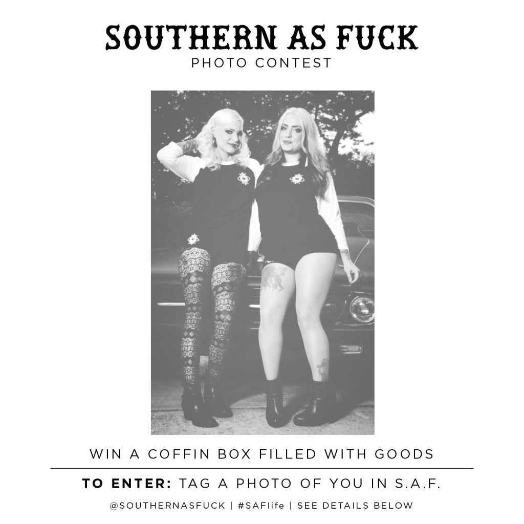 S.A.F. Clothing selfie photo contest